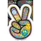 Dan Morris - Peace Hand - Sticker / Decal