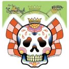 Sunny Buick - Racing Skull - Sticker / Decal