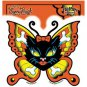 Sunny Buick Kitty Crossbones Butterfly Sticker/Decal