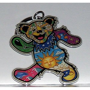 Dancing Bear Key chain