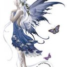 NENE THOMAS AD930 - BLUE NOCTURNE FAIRY - STICKER WEATHER RESISTANT LONG LASTING