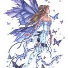 NENE THOMAS - LAVENDER SERENADE FAIRY - STICKER WEATHER RESISTANT LONG LASTING