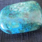 Chrysocolla Palm/Worry Stone