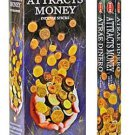 Attracts Money Incense Hex Pack (Hem)