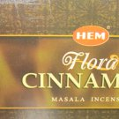 Flora Cinnamon Incense Square Pack (Hem)