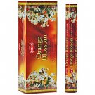 Orange Blossom Incense Hex Pack