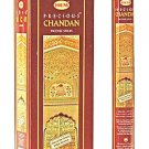Precious Chandan Incense Hex Pack (Hem)