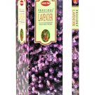 Precious Lavender Incense Square Pack (Hem)