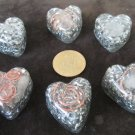 Orgonite Heart-Aluminum