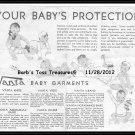 Vanta *Baby Garments* 8X10 Photo