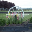 *Retired Wheel* 8X10 Color Photo
