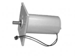 "3005414, 3005693, 08729 MOTOR FOR BUYERS TGSUV1 & TGSUV1B SALT SPREADER 4"" LONG"