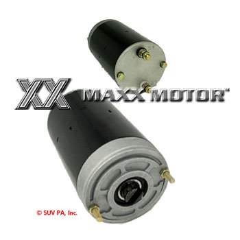 08053 2590112 M2590112 W8053 HEAVY DUTY MOTOR FOR MONARCH UNITS - 2 POSTS