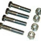 08363 MEYER HARDWARE FOR E47 PUMP - 4 BOLTS & NUTS