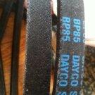 BP85 Dayco V Belt Blue Ribbon Belt