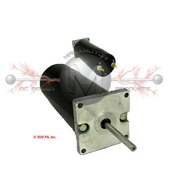 RR101S, RR101SB, RR101SC, RR101SD Motor for Roll Rite 2 Terminals