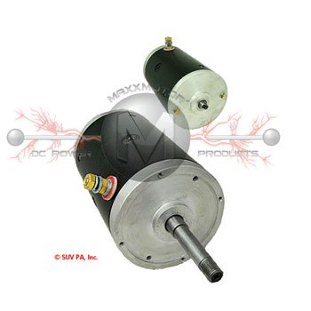 W-7902, W-7905 MOTOR FOR FEDERAL SIGNAL MODELS Q2B-012PNSD, Q2B-012NNSD   OWNERS MANUAL IN AD