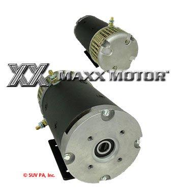 87376, 92619 MOTOR FOR CROWN LIFT TRUCK RPM 6950 WITH INTERNAL FAN