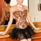 Saloon Girl/Burlesque style costume