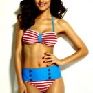 Vintage Inspired Nautical Bikini