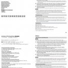Onkyo UPA1 UP-A1 UPA-1 Operating Guide User Instructions