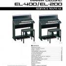Yamaha EL25 EL-25 Service Manual