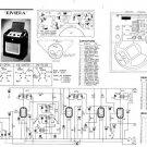 Vidor CN379 CN-379 Riviera Vintage Wireless Service Information