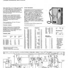 Ultra 6148 Radio Repair Schematics etc