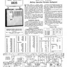 Ultra 6328 Radiogram Repair Schematics etc