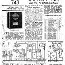 Ultra 99 Radiogram Repair Schematics etc