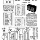 Ultra Coronation Twin Vintage Wireless Repair Schematics etc