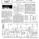 Ultra FM82 FM-82 Vintage Wireless Repair Schematics etc