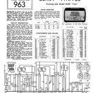 Ultra R586 R-586 Vintage Wireless Repair Schematics etc