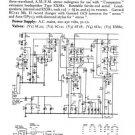 Ultra RG81 RG-81 Radiogram Repair Schematics etc