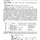 Ultra RG84 RG-84 Radiogram Repair Schematics etc