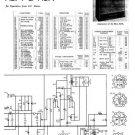 Ekco A274 A-274Technical Repair Schematics etc