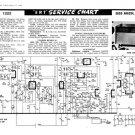 Ekco ARG334 ARG-334 RadiogramTechnical Repair Schematics etc