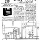 Ekco AW98 AW-98Technical Repair Schematics etc
