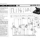 Pye 1008 Record PlayerTechnical Repair Schematics etc