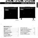 Yamaha FX340CF FX-340CF Service Manual
