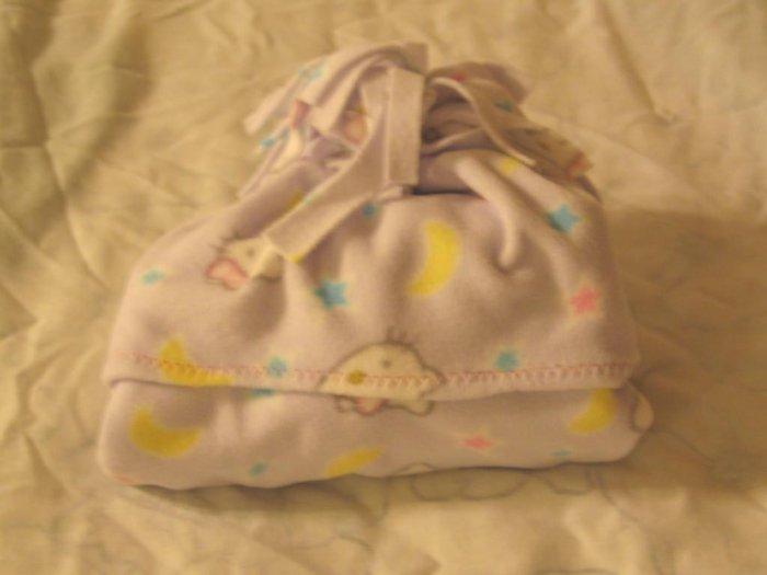 Hello Kitty Fleece Baby Wrap Blanket