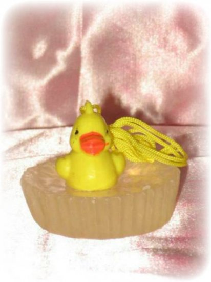 Bath Soap on a Rope Ducks