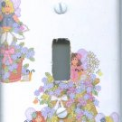 Little Fairies Light Switch Cover