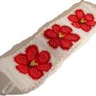 SCARLET Handmade Seed Bead Bracelet