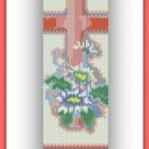 Handmade Jesus Beaded Bracelet
