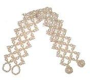 Handmade Baroque Pearls Bracelet
