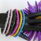 1- Handmade Beaded Super Duper Bangle