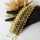 1- Handmade Beaded Sheba Tila Bracelet