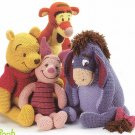 Pooh & Friends Pattern