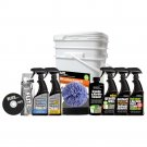 FLITZ MINI JANITORIAL SUPPLY CLEANING KIT